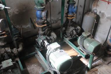 تعمیرات موتورخانه